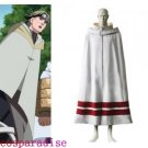 Naruto Leaf Village Cloak For Men Cosplay Costume
