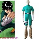 Naruto Rock Lee Cosplay Costume