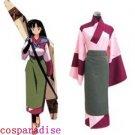 Inuyasha Sango Cosplay Costume