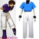 King of Fighter 97 Chris Cosplay Costume