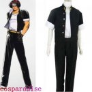 King of Fighter 97 Kyo Kusanagi Cosplay Costume