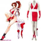 King of Fighter Mai Shiranui Cosplay Costume