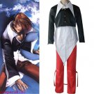 King of Fighter's Iori Yagami Halloween Cosplay Costume