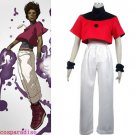 King of Fighters Chris Cosplay Costume