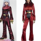 King Of Fighters Kula Diamond Cosplay Costume