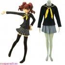 Persona 4 School Uniform Cosplay Costume