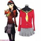 Shin Megami Tensei: Persona 4 Yukiko Amagi Cosplay Costume