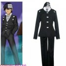 Soul Eater Death the Kid Halloween Cosplay Costume