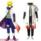 Naruto Yondaime 4th Hokage Cosplay Costume