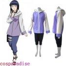 Naruto Shippuden Hinata Hyuga Women's Cosplay Costume