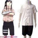 Naruto Shippuden Hyuuga Neji Cosplay Costume