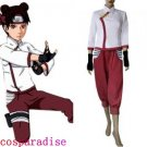 Naruto Shippuden Tenten Fan Art Cosplay Costume