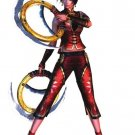 Dynasty Warriors Sun Shang Xiang Cosplay Costume