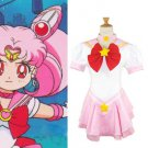 Sailor Moon Sailor Chibi Moon Chibiusa Cosplay Costume