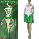 Sailor Moon Sailor Jupiter Makoto Kino Halloween Cosplay Costume