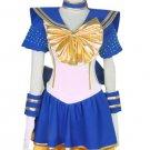 Sailor Moon Sera Myu Sailor Mercury Cosplay Costume