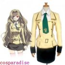 Code Geass Lelouch of the Rebellion Cosplay Costume