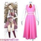Code Geass Pink Corda Cosplay Costume