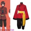 Axis Powers Hongkong Halloween Cosplay Costume
