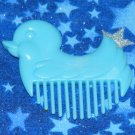 My Little Pony Blue Duck Comb