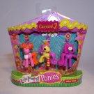 Lalaoopsy Ponies Minis Carousel Series 2 MIP