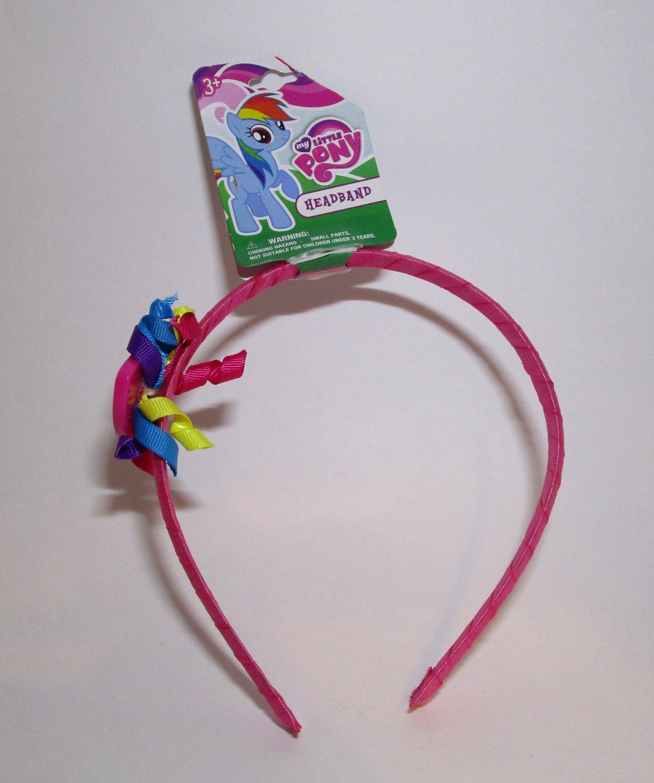 My Little Pony G4 Rainbow Dash Headband