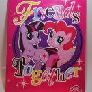 My Little Pony Folder - Pinkie and Twilight
