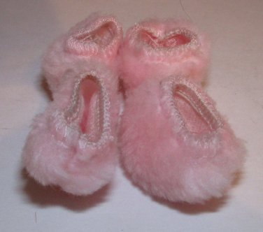 My Little Pony Pink Fuzzy Slippers (Set of 4)