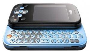 LG KS360 GSM TRIBAND PHONE (UNLOCKED) BLUE
