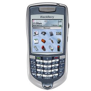 BLACKBERRY 7100 CELL PHONE UNLOCKED GSM