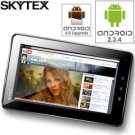 Skytex 7 INCH CAPACITIVE TOUCHSCREEN TABLET ANDROID 2.3.4