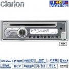 Clarion's MARINE CD RECEIVER (M109)