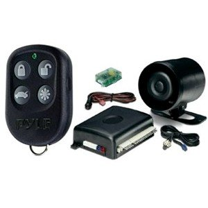 PWD203 6-RELAY VEHICLE SECURITY SYSTEM W/CODE ENCRYPTION