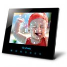 "VIEWSONIC  8"" DIGITAL PHOTO FRAME WITH SWI (DPG807BK)"