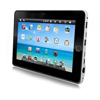 """SYLVANIA 10"""" ANDROID WI-FI TABLET - SYTAB10ST"""