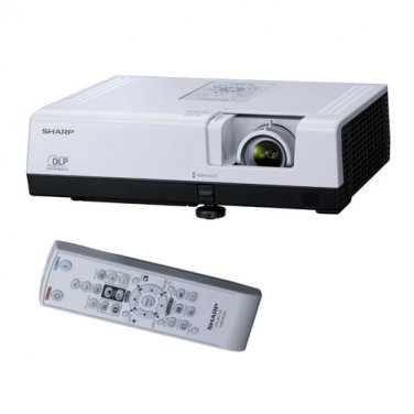 SHARP MULTIMEDIA PROJECTOR - XR50-S