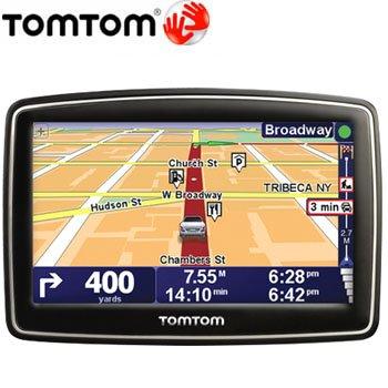 """TOMTOM® 4.3"""" GPS NAVIGATION SYSTEM - (340-S)"""