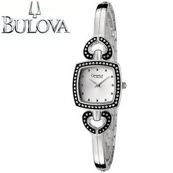 BULOVA : LADIES BANGLE BRACELET WATCH