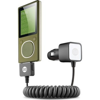DLO DLA54005 INTELLIGENT CAR CHARGER FOR ZUNE(Model: DLA54005)