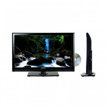 "TVD1801-24 24"" LED AC/DC TV WITH DVD PLAYER  (Model: TVD1801-24)"