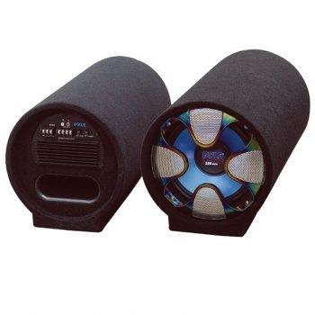 PYLE PLTAB10 10-INCH 500 WATT AMPLIFIED SUBWOOFER TUBE