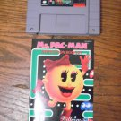 SNES Ms. Pac-Man