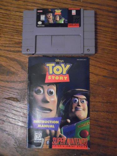 SNES Toy Story