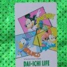 Disney 2 phonecard