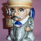 Vintage TOWN CRIER / LAMPLIGHTER Toby Jug, Made in Japan