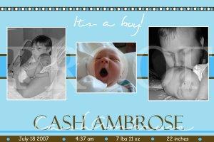 Personalized Birth Announcements Invitations