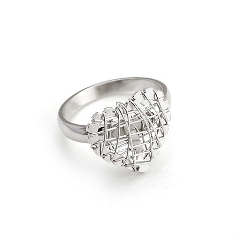 Love Net Fashion Ring