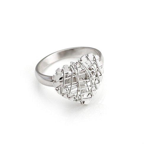 Love Net Fashion Ring