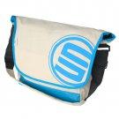 MB-JX003-WHITE[Stage - White] Multi-Purposes Messenger Bag / Shoulder Bag