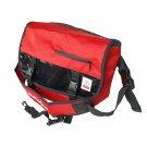 MB-JX1115-RED[Go Explore - Red] Multi-Purposes Messenger Bag / Shoulder Bag